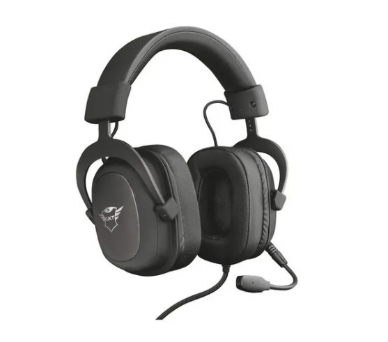 Auriculares Gamer Trust Gxt 414 Zamak Gaming Headset Pc Ps4