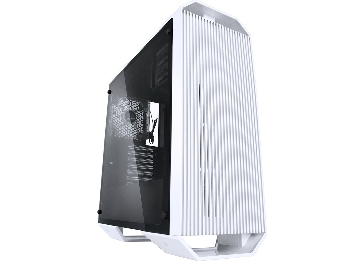 Gabinete Raidmax Monster II Prime blanco