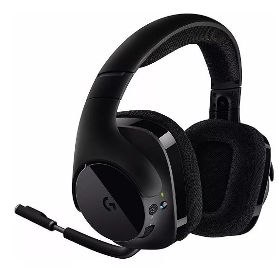 Auriculares LOGITECH Gaming G533 Wireless
