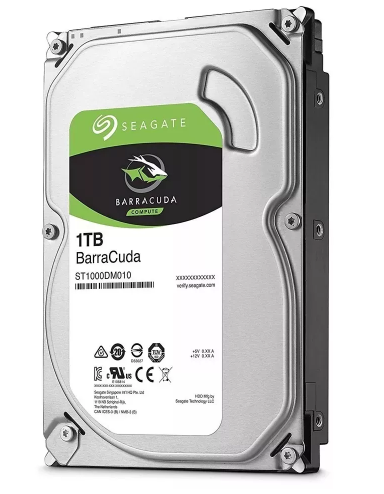 Disco Rigido Seagate 1tb Barracuda 7200rpm Sata3