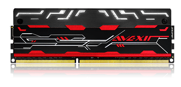 Memoria Ram blitz series 4gb x 2 ddr3 2400hz
