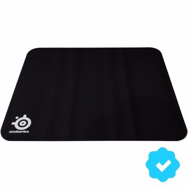 Mouse pad Gamer Steelseries Qck  320mm x 270mm